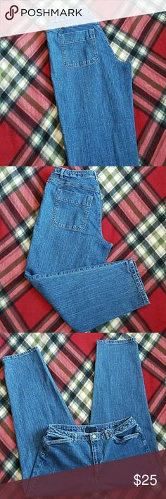 JEANS STRETCH CRAZY HORSE Jeans Straight Leg