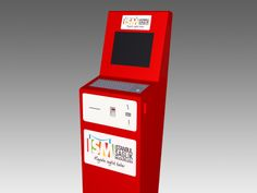 Istanbul Local Health Authority Payment Kiosks    Patients insert 1TL coins into the kiosk…    …enter their cell phone numbers…    …and they receive an SMS when their  health status report is  prepared