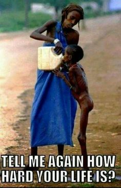 What is wrong with us ? How can we look at these images over and over and still let this happen .... These ARE OUR CHILDREN