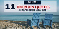 Who loves Jim Rohn? http://www.drlisamthompson.com/jim-rohn-quotes/