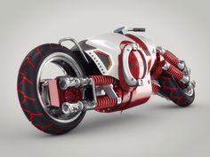 Cool vehicle (Cinema 4D)