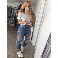huruache, nike, jeans, outfits, urbain, swag