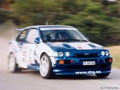 Ford Scort Rally...