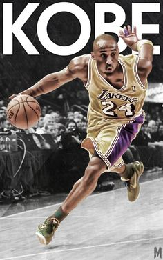 Kobe Bryant AKA: The Black Mamba