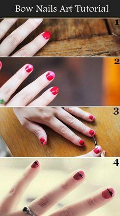 20 Tutorials for Stylish Nails