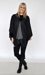 RAINRAP Hooded Rain Cape $69.95