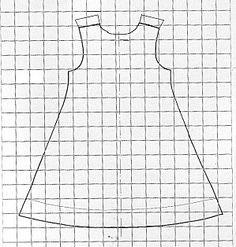 Le tuto de la robe trapèze réversible