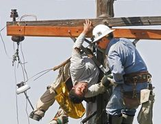 Being a lineman is one of the most dangerous job in the world. Let's check out some of the Terrifying Realities of Power Linemen that they faced each day.