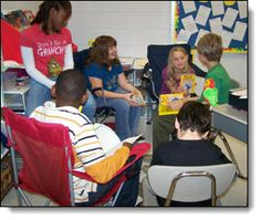 Motivating Readers with Classroom Book Clubs $ Watch the introductory video to learn about this easy and effective program. Reading Resources, Reading Strategies, Teaching Reading, Reading Comprehension, Guided Reading, Teaching Ideas, Reading School, Learning, Comprehension Strategies