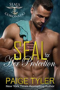 SEAL For Her Protection by Paige Tyler