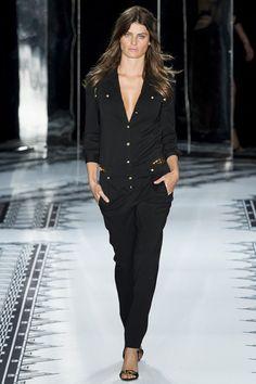 NYFW Versus Versace Spring/Summer 2015 Ready-To-Wear 7th September 2014  New York