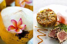 SEYCHELLES EL REINO DEL AZUL Y EL VERDE  Frutos y platos típicos