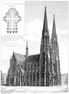 kk Albert Milde - Votivkirche, 1090 Wien, Rooseveltplatz
