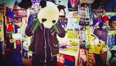 "733 Likes, 4 Comments - ʎ ǝ u ǝ ɥ ɔ‾ɯ ɐ‾ı🔅 (@__y3n3hc_) on Instagram: ""🐼 #shimokitazawa #下北沢 #panda #パンダ #fashion #tokyofashion #ootd #パンク  #오오티디 #패션 #좋아요 #맞팔 #옷스타그램…"""