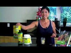 Ani's Phyo's Raw Food Kitchen: Hemp Smoothie