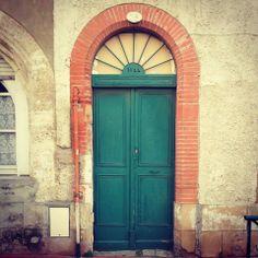 Porte, 1844, Grande-rue Saint-Nicolas, Toulouse.