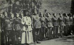Cuando Maria Bochkareva y su batallón de mujeres ridiculizó a los soldados rusos - Cuaderno de Historias