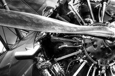 The Stearman Jacobs Aircraft Engine