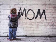 Si quelqu'un vous arnaque sur internet, n'hésitez pas à en parler à sa mère