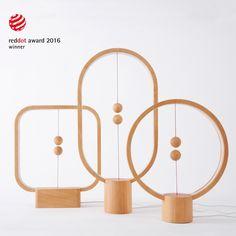 the HENG Balance Lamp / Li Zanwen
