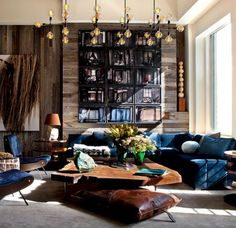 Amazing Idea About Loft Living Rooms You Need To Sample 24