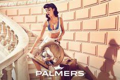 Palmers // Post Production: Malkasten Vienna #romankeller // Photographer: Mario Schmolka Monaco, Porsche, Vogue, Vienna, Bikinis, Swimwear, Lingerie, Magazine, Evans