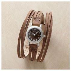 sleek watch