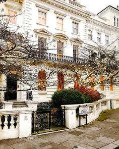 Notting Hill, London.-
