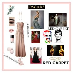 """giving up the OSCAR!"" by giagiagia ❤ liked on Polyvore featuring Rosantica, Oscar de la Renta, Giuseppe Zanotti, Nevermind, Veja, JULIANNE and Vanity Fair"