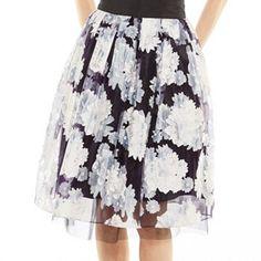 Cute ELLE Skirt #Kohls
