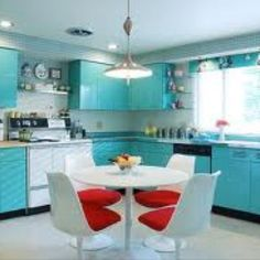 1000 tiffany blue kitchen decor ideas on pinterest for Tiffany blue kitchen ideas