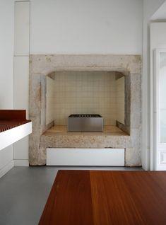 Aqui pode encontrar fotografias de ideias de design de interiores. Inspire-se! Minimalist Kitchen, Kitchen Design, Architecture, Projects, House, Interiors, Leo, Nova, Buildings