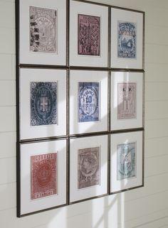 1000 Images About Framed On Pinterest Stamps Postage