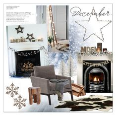 Holiday Home by szaboesz on Polyvore featuring interior, interiors, interior design, home, home decor, interior decorating, Rizzy Home and Shishi