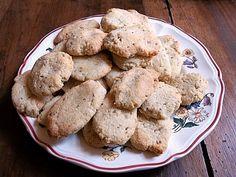 Biscuits Amande Anis Recette à imprimer Sans gluten ni sucre