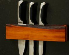 Knife Block made from New Zealand Matai M02