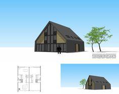 Moderne en betaalbare twee-onder-een-kap schuurwoning | Zwolle