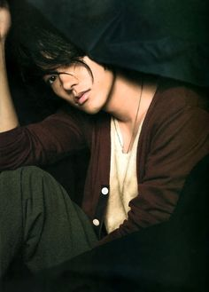takeru sato-- from rurouni kenshin.  Wonderful.
