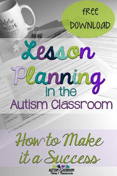I think we can all agree that lesson planning in the autism or special education…