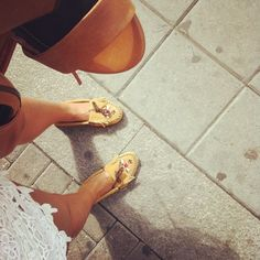 The perfect summer look, cute white dress & mocs Cute White Dress, Love Affair, Summer Looks, Smooth Leather, Moccasins, Birkenstock, What To Wear, Summer Outfits, Slippers