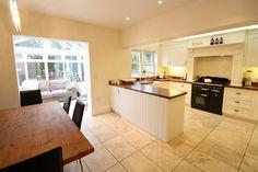 Beautiful kitchen and conservatory...