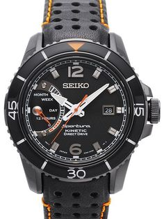 BEST QUALITY WATCHES - Seiko Sportura Kinetic SRG021P1, £319.99 (http://www.bestqualitywatches.co.uk/seiko-sportura-kinetic-srg021p1/)