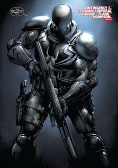 Agent Venom by Clayton Crain