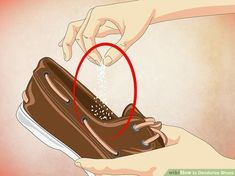 Zdjęcie 5 sposób na pozbycie się nieprzyjemnego zapachu z butów #2