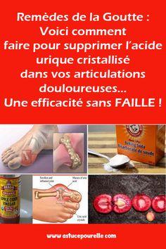 Le Psoriasis, Matcha, Voici, Uric Acid, Baking Soda, How To Make, Kidney Disease