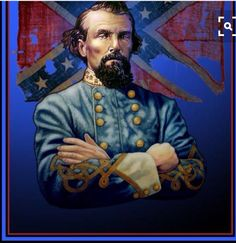 Confederate General Nathan Forrest one of the most feared southern generals. Confederate General Nathan Forrest one of the most feared southern generals. American Civil War, American History, Confederate Leaders, Confederate Statues, Civil War Art, Southern Heritage, Southern Pride, Civil War Photos, Le Far West