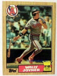 87 Best 1987 Topps Images In 2017 Baseball Cards Sports Baseball