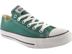 Converse Chuck Taylor All Star Seasonal in Forest Green  -  CLICK TO GET 20% OFF WITH COUPON CODE!