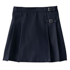 Chaps Pleated School Uniform Scooter - Girls 7-16