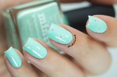piCture pOlish - Minty